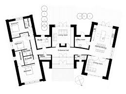 520 Sq Ft Modern Style House Plan 3 Beds 3 00 Baths 2328 Sq Ft Plan 520 6