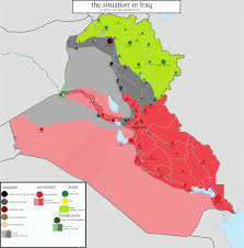 Saudi Arabia Blank Map by The High Student Who Maps Isis U0027s Lightning Quick Advance