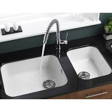 granite composite sink vs stainless steel bathroom impressive rohl fam sink double bowl sink design with