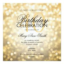 40th birthday invitations announcements zazzle