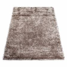 tapis shaggy tapis shaggy taupe 60 x 120 cm achat vente tapis cdiscount