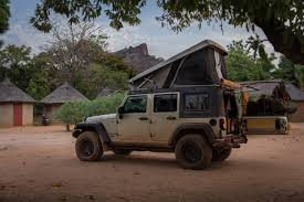 jeep africa village of niansogoni the road chose me
