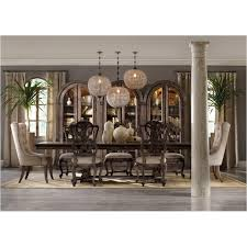hooker dining room table 5070 75008 hooker furniture rhapsody dining table