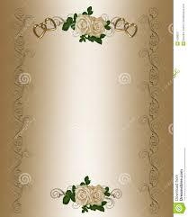 Golden Wedding Invitation Cards Traditional Wedding Invitation Background Designs Yaseen For