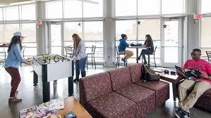 university housing residence halls dorms pittsburg state