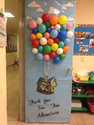 up disney pixar classroom door decoration classroom stuff