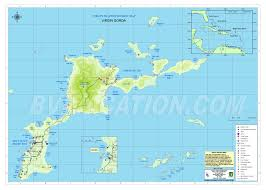 Sound Map Maps Virgin Gorda North Sound British Islands Bvi And Map Of The