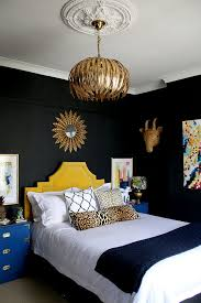 Gold And Black Bedroom by Best 25 Gold Headboard Ideas On Pinterest Dressing Screen Gold