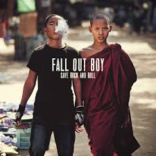 boy photo album fall out boy save rock and roll