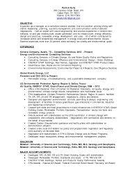 Resume Ok Resume Epa One Page