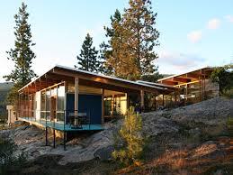 modern cabin design popular modern cabin design with modern cabin in canadian rocky