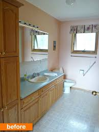 Before After Bathroom Makeovers - bathroom remodeling 20 real life transformations apartment therapy