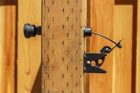 Backyard Gate Ideas Sliding Wooden Fence Gate System Fence Ideas Best Ideas Of