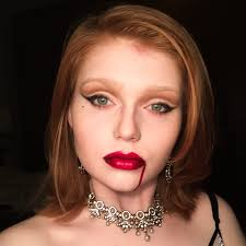 american horror story makeup ideas popsugar beauty
