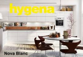 modele de cuisine hygena univers habitat marché du beige pour