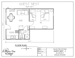the guest nest willow tree cottages