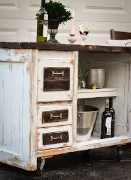 Repurposed Dresser Kitchen Island - best 25 rolling island ideas on pinterest rolling kitchen