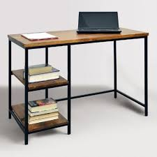 Diy Wood Computer Desk by Best 20 Wood And Metal Desk Ideas On Pinterest Painted Metal