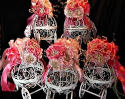 carriage centerpiece princess carriage centerpiece fairy tale cinderella carriage