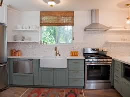 Paint Kitchen Cabinets Stylish Diy Painting Kitchen Cabinets With Mistakes You Make