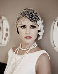 1920 hair accessories gatsby style 1920s wedding inspiration part 1