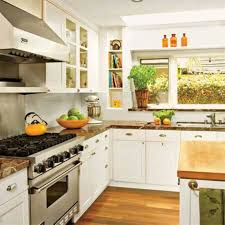 easy kitchen design ideas and gas stove and hood practical and