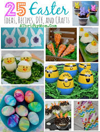 Easter Decorations Ideas To Make by Easter Round Up 25 Recipes Crafts Diy Quick And Easy Ideas To