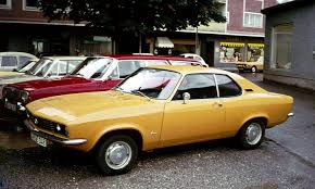 1975 opel manta for sale 1973 opel manta information and photos momentcar