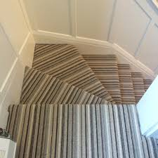 Stair Runner Rugs Stair Awesome Winder Stair Design With Striped Carpet Stair Runner