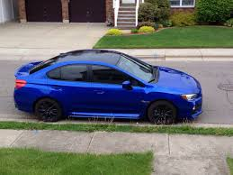 subaru india 2015 wrx tints vinyl roof wrap and fog overlay subaru
