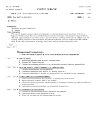 dental assistant resume templates free resume templates dental assisting fresh dental assistant resume