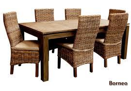 capris furniture model 752 dining room set borneo dining series 752