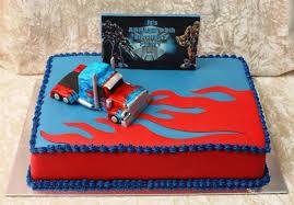transformers cakes cake 2