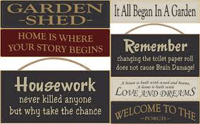 Sayings About Home by Wood Signs U0026 Sayings Home And Garden Wood Signs Page 1