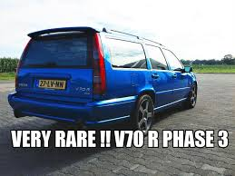 volvo company very rare 1999 volvo v70r phase 3 review u0026 test jmspeedshop