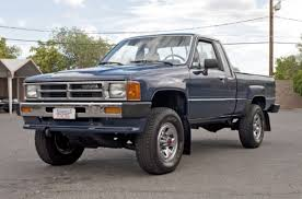 1988 toyota truck mint 1988 toyota cab with 8289 for sale