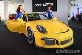 porsche gt3 malaysia porsche 911 gt3 genuine redline experience from rm1 23mil