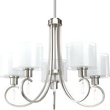 progress lighting chandelier invite 5 light brushed nickel traditional chandeliers drum progress lighting chandelier
