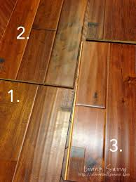 pics photos re kitchen flooring wood vs wood look tile laminate