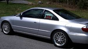how to sell used cars 2003 acura cl parking system 2003 acura cl s 6speed for sale mint youtube