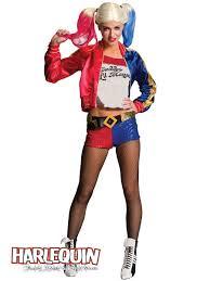 Harlequin Honey Halloween Costume Ladies Halloween Costumes