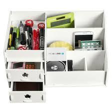 White Wood Desk Organizer by Online Get Cheap Wood Drawer Organizer Aliexpress Com Alibaba Group