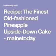 easy one bowl upside down cake recipe cake recipes bon