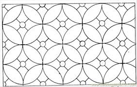 circle coloring pages getcoloringpages