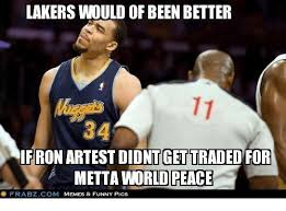 Metta World Peace Meme - 25 best memes about thanksgiving memes funny thanksgiving