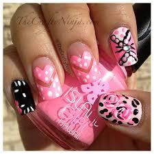 kawaii cute nails the crafty ninja