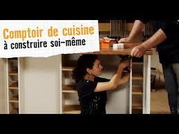 cuisines hornbach comptoir de cuisine hornbach meubles à construire soi même