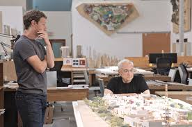 facebook frank gehry archdaily