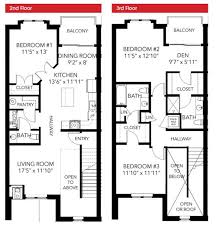 leed house plans 3 story duplex floor plans amazing house plans