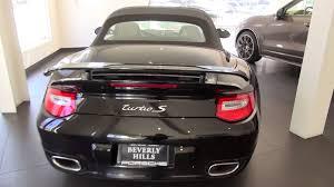 2011 porsche 911 turbo s cabriolet for sale 2012 porsche 911 turbo s cabriolet 997 dealer demo closeout sale
